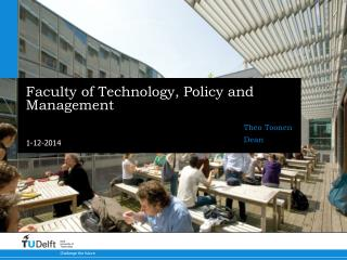 Faculty of Technology, Policy and Management