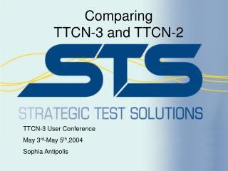 Comparing  TTCN-3 and TTCN-2