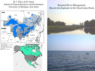 Regional River Management: Recent developments in the Great Lakes Basin