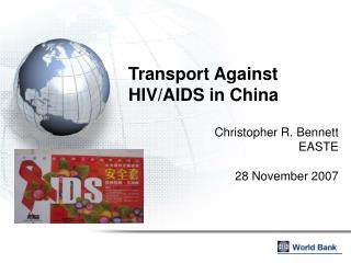 Transport Against HIV/AIDS in China