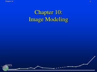 Chapter 10:  Image Modeling