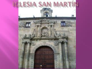 Iglesia san  mart�n