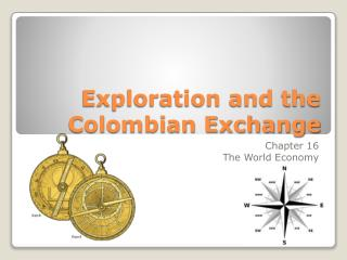 Exploration and the Colombian Exchange