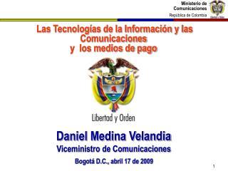 Las Tecnolog as de la Informaci n y las Comunicaciones  y  los medios de pago