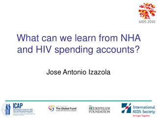 What can we learn from NHA and HIV spending accounts?