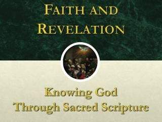 Faith and Revelation