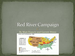 Red River Campaign