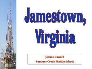 Joanne Howard Summer Creek Middle School