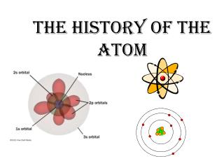 The History of the Atom