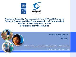 Regional Capacity Assessment in the HIV