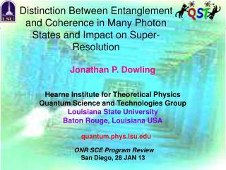 Jonathan P. Dowling