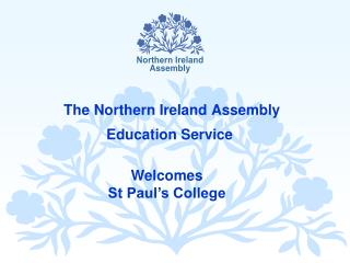 The Northern Ireland Assembly