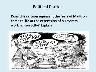 Political Parties I