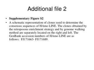 Additional file 2