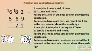 Addition and Subtraction 29