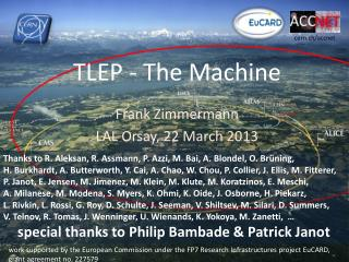 TLEP - The Machine