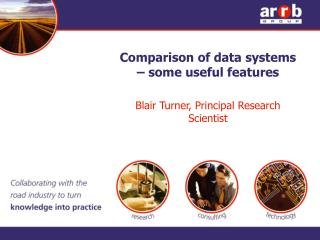 Comparison of data systems   some useful features