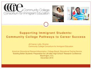 Supporting Immigrant Students: Community College Pathways to Career Success