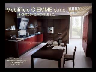 Mobilificio CIEMME s.n.c. di CHIECCHIO MICHELE & C.