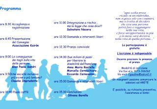 Programma ore 8.30 Accoglienza e         registrazione ore 8.45 Presentazione