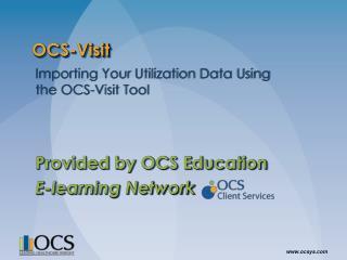 OCS-Visit