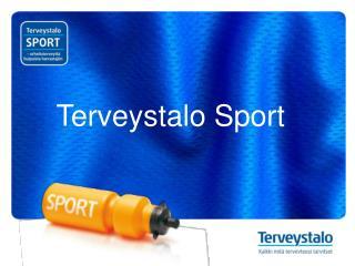 Terveystalo Sport