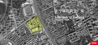 大宁国际商业广场  Life Hub @ Daning Shanghai, China