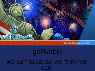 geilivable