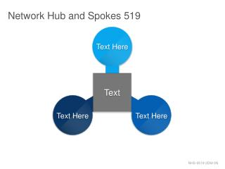 Network Hub and Spokes 519