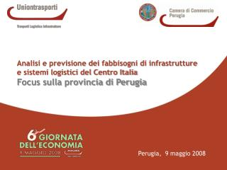 Perugia,  9 maggio 2008