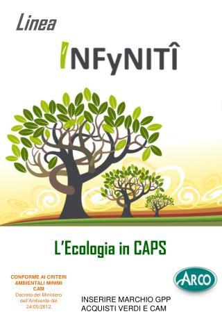 L'Ecologia in CAPS