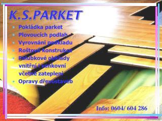 K.S.PARKET