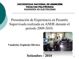 Vanderley Espínola Oliveira
