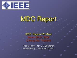 MDC Report