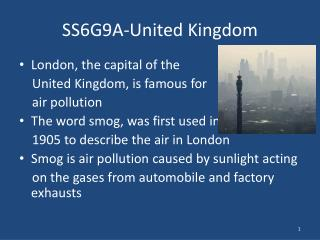 SS6G9A-United Kingdom