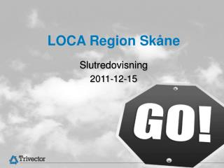 LOCA Region Skåne