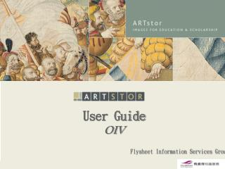 User Guide OIV