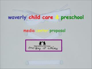 media center proposal