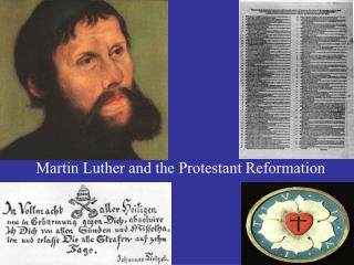 MARTIN LUTHER, (1483-1536)