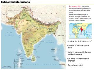 """Le cime del """"tetto del mondo"""" L'Indo e la terra dei cinque    fiumi"""