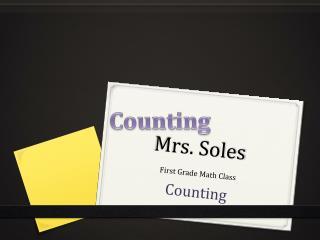 Mrs. Soles