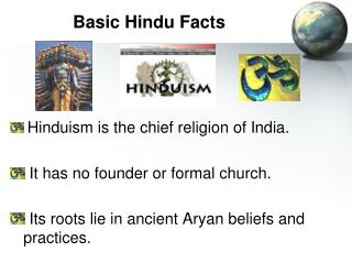 Basic Hindu Facts