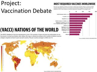 Project: Vaccination Debate