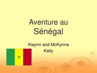 Aventure au Sénégal