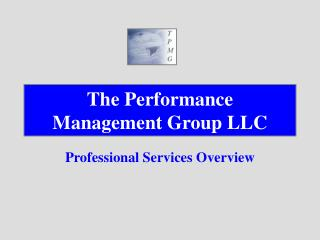 The Performance  Management Group LLC