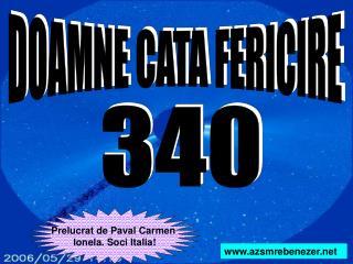 DOAMNE CATA FERICIRE