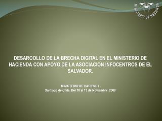 DESARROLLO DE BRECHA DIGITAL EN LA DGII.