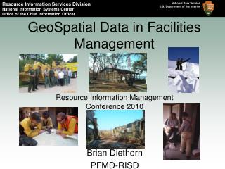GeoSpatial Data in Facilities Management