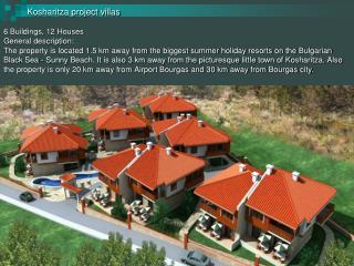 Kosharitza project villas