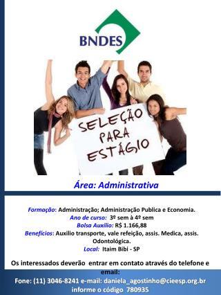 Área: Administrativa